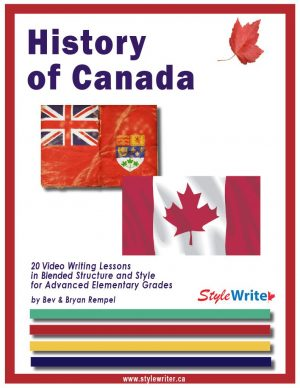 History of Canada Video Writing Course
